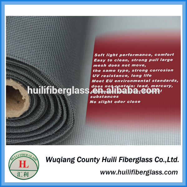 Hot sell high quality fiber insect screen, mosquito net ,fiberglass window screen mesh roll price, big rolls with 100m,200m