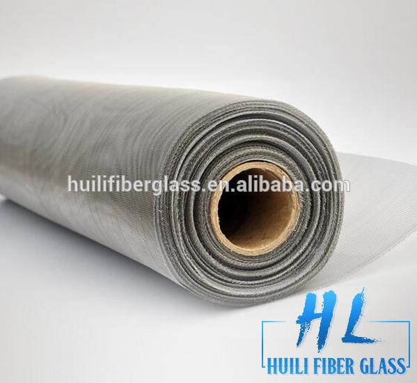 Huili 16×16 White Color Fiberglass Window Screen (ISO9001:2000 Factory)