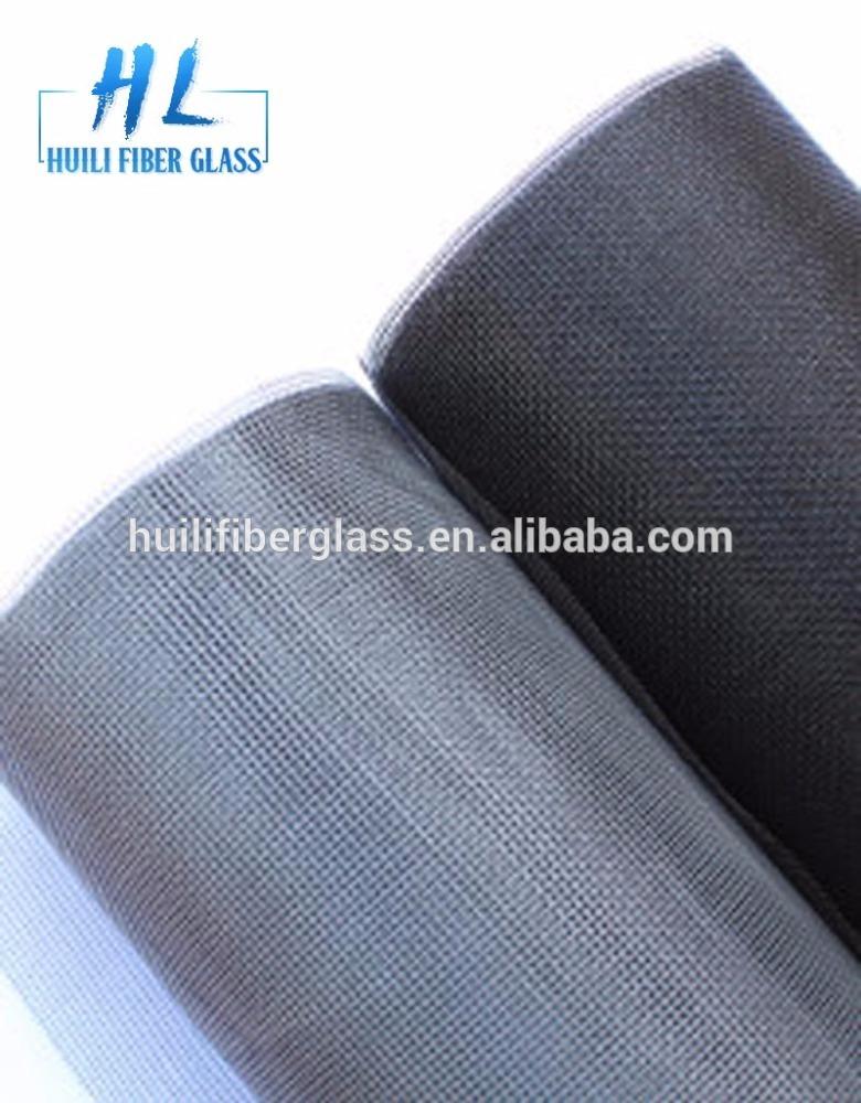 Huili 2018 insect proof fiberglass door window screen/fiber glass mosquito net/ insect gauze