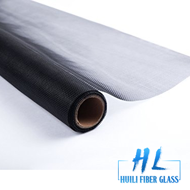 Huili Brand 18*16 fiberglass mosquito net / window screen fiberglass insect screen mesh