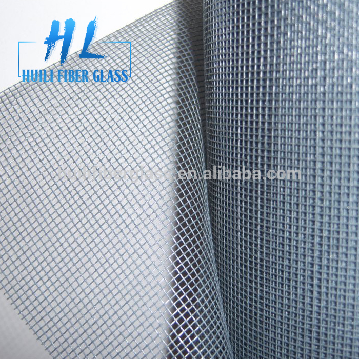 Huili Brand 18x20mesh Fiberglass window Insect Screen roller fly screen