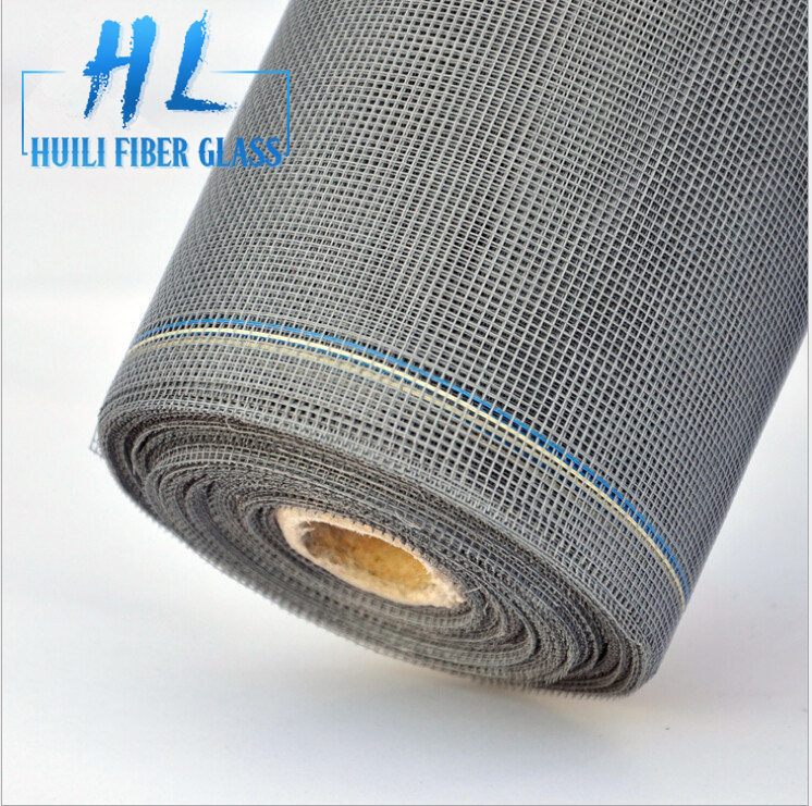Huili Brand 24*24 mesh No-See-Um Insect Window Screen/insect screen