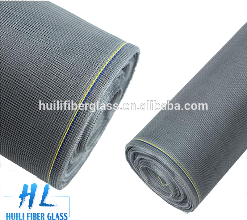Huili factory 120g white fiberglass mosquito nets/insect mesh