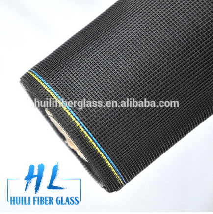 Huili Factory Fiberglass Window Screen/Fiber glass insect Screens Price/Hot Sale Fiber glass Window mesh