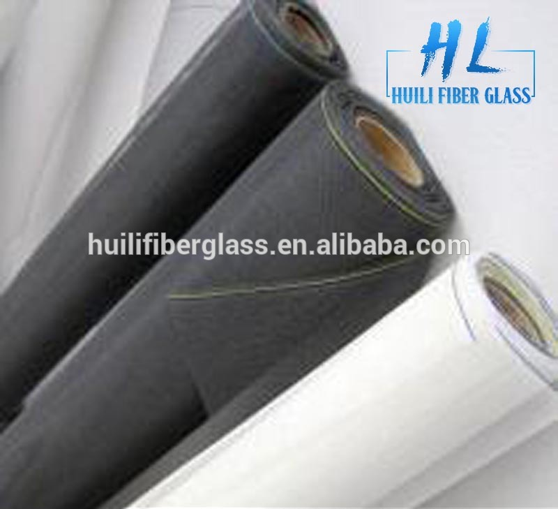 Huili Fiberglass Window Screening Insect Wire Netting Mesh Fiberglass insect gauze/fiberglass plain weaving (factory exporter)