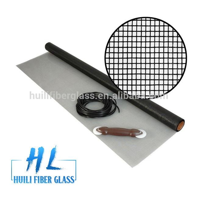 HuiLi window dust filter /dust proof window screen / fiberglass window screen