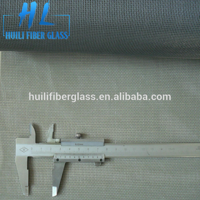 Magnetic insect screen door curtain/ magnetic fly screens 18X16 Black Grey PVC Fiberglass Mosquito Net