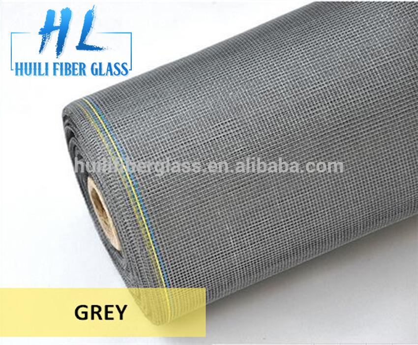 manufacturer of fiberglass insect screen fiberglass window screen grey green color