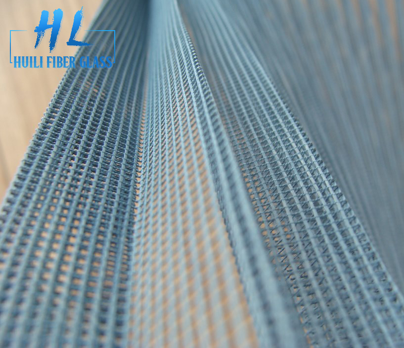 New Style PPPE Pleated Mosquito Screen, Pleated Insect Screen Mesh