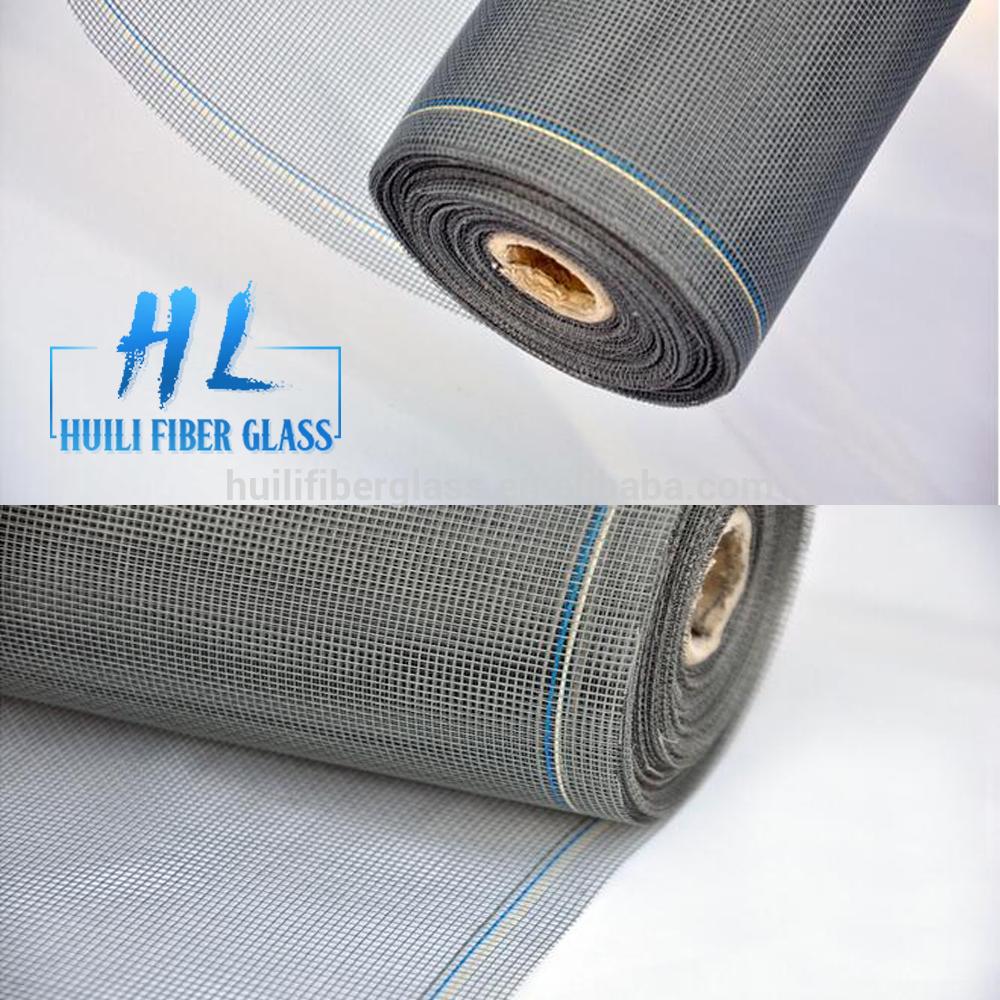 Plain Weave 18*16 fiberglass window screen/insect screen mesh