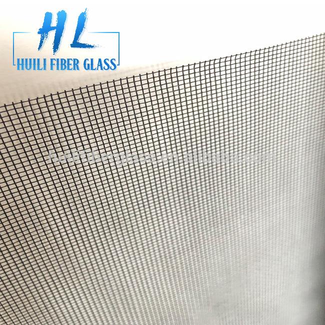 plain weave pvc coated fiberglass insect screen/ window screening