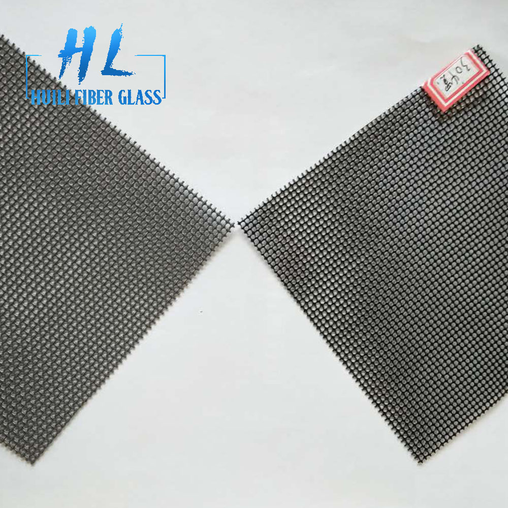 Plain Woven Stainless Steel Security Screen For Door And Window