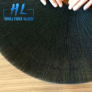 Folding Window Screen Fiberglass Pleated Fly Mesh Insect Screen Mesh