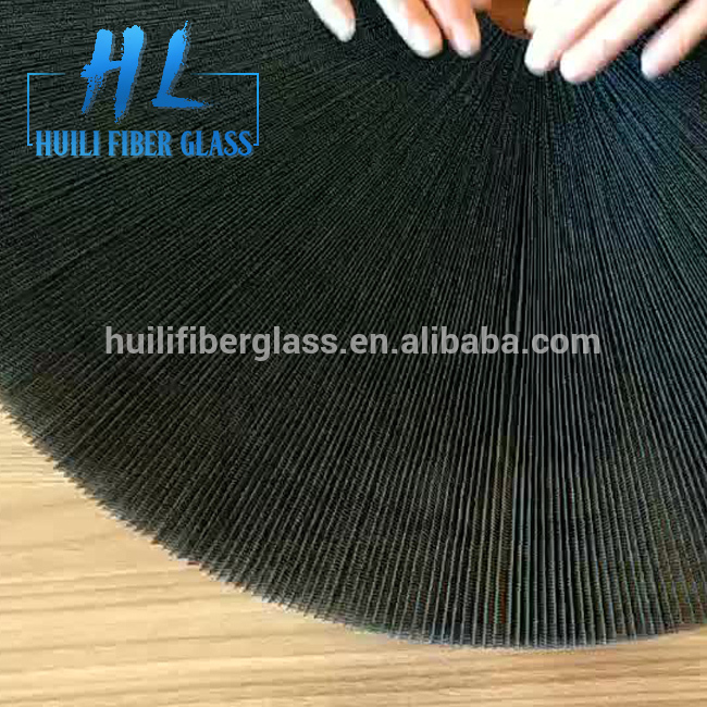 PP+PE pleated screen standard pleated insect screen/window screen fiberglass