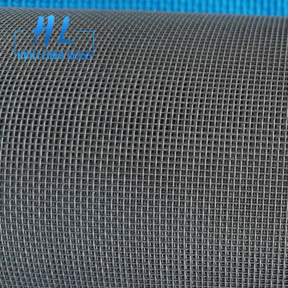 pvc coated 18×16 fiberglass insect proof net