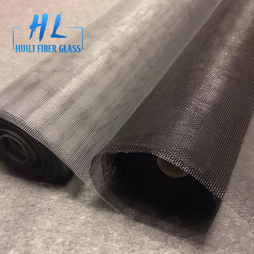 PVC veshura tekstil me fije qelqi fluturojnë neto ekran