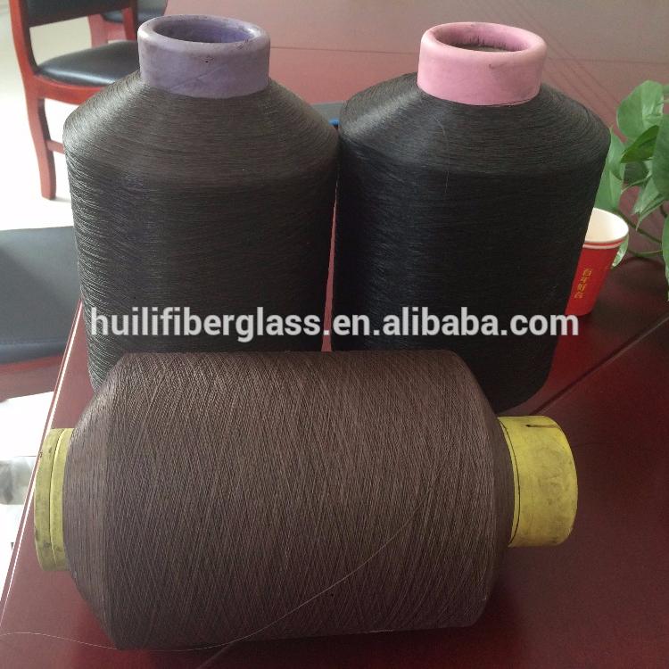 Potažený PVC laminát příze / potažené PVC příze ze skleněných vláken