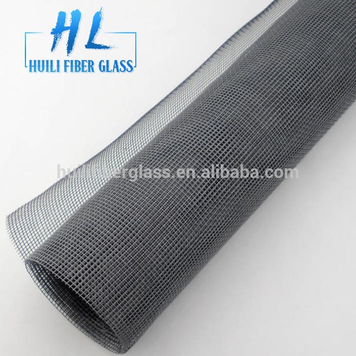 PVC coated mosquito net windows,fiberglass window screen 1m*300m/roll