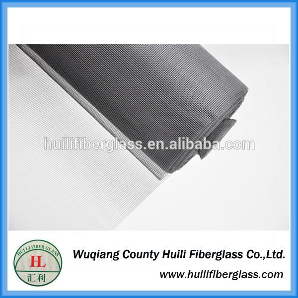 Roll-up (Manufacturer) Hot Sale Fiberglass Fly Screen/ Mosquito Net for window and door