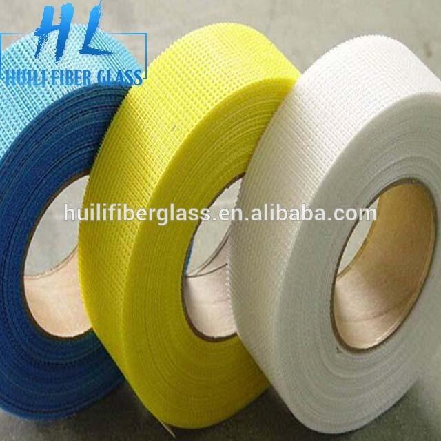 Self adhesive fiberglass mesh tape fiber mesh