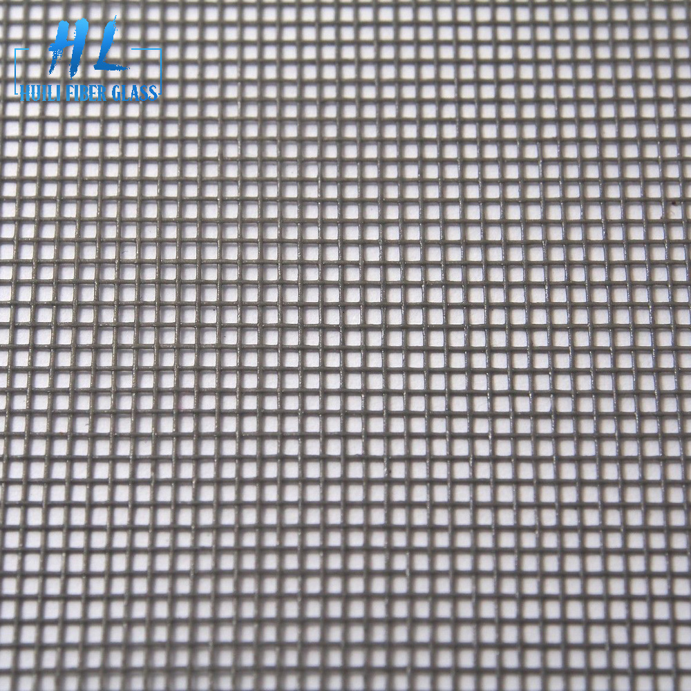 soft quality gray color balcony screens for window screen for insect screen