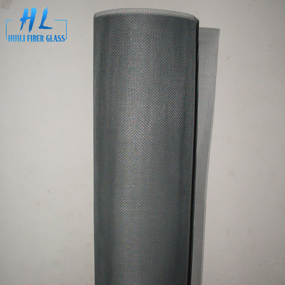 standard 18×16 mesh fiberglass screen roll