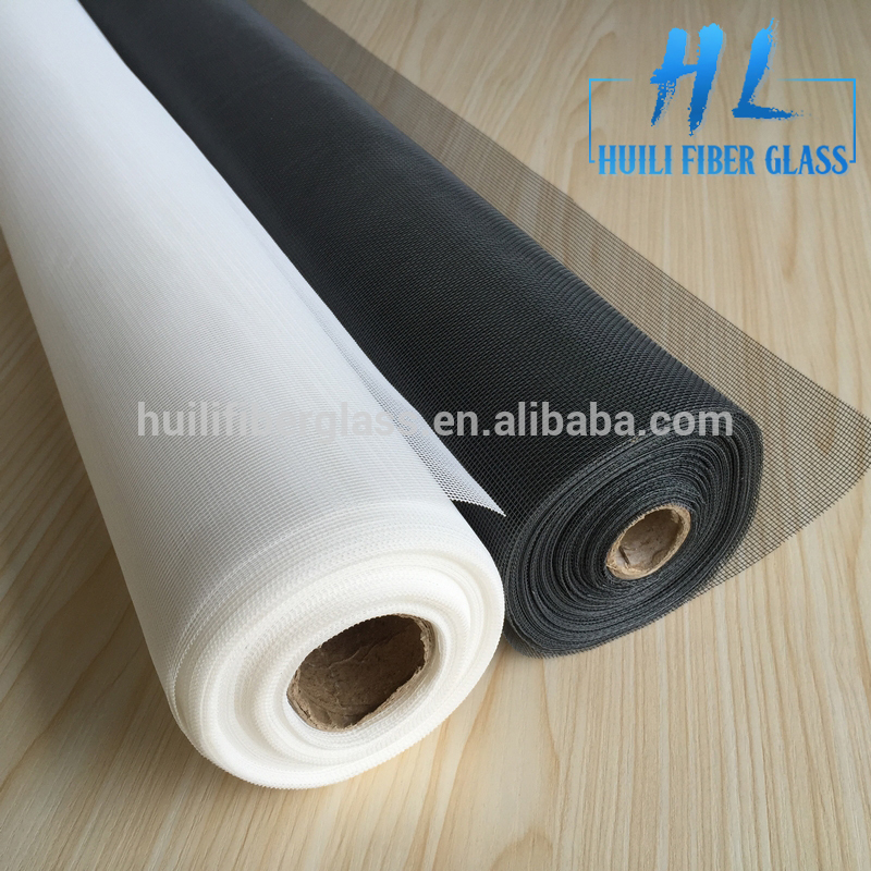 Super Quality Fiberglass Window Screen Plastic window screen insect window mesh