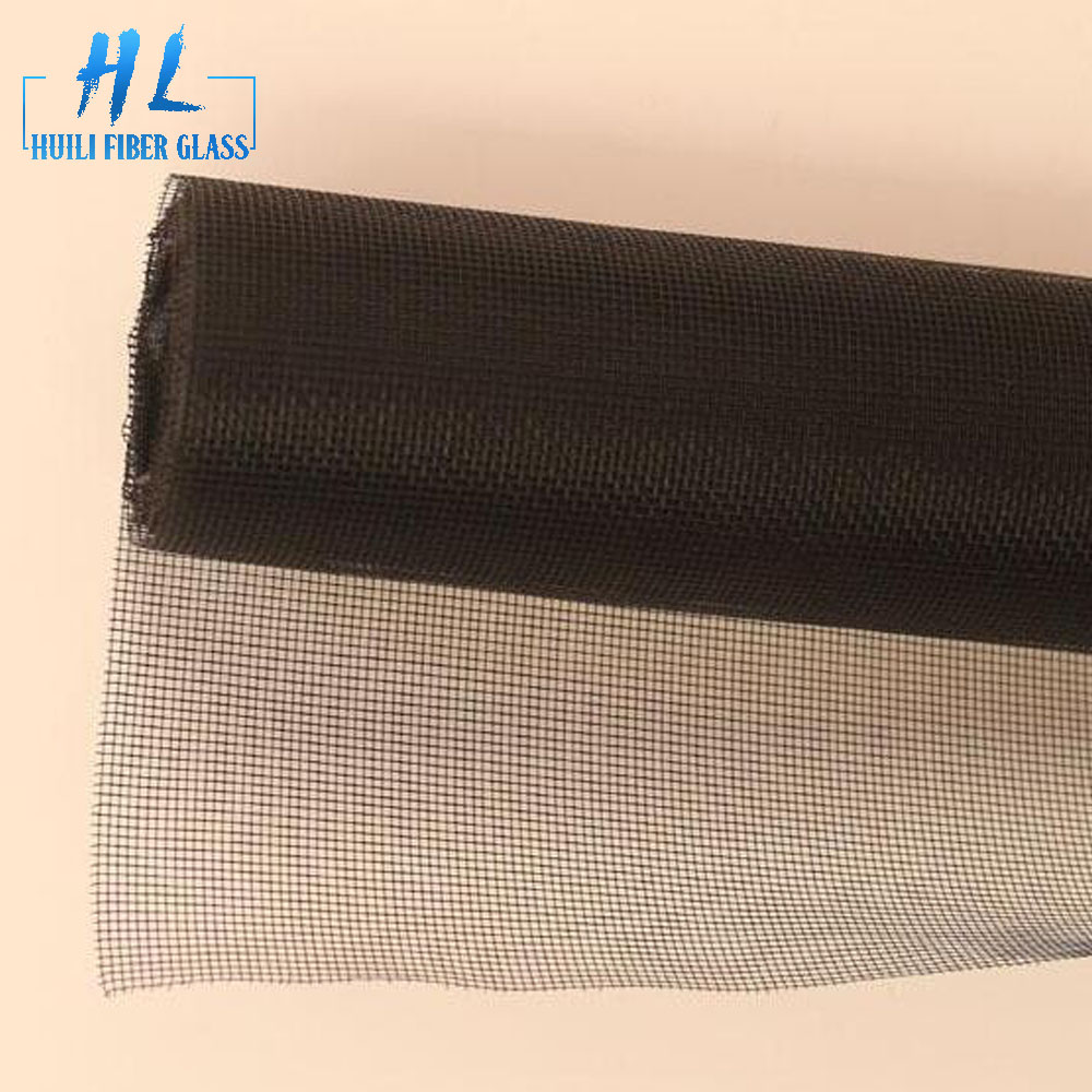 supplier manufacturer factory price pvc coated fiberglass window screen for mosquito protection