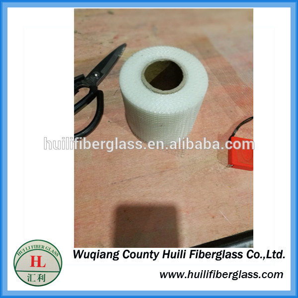 USA Quality 9x9 60g 75g 50mmX90m Samolepící Fiber Glass Suchý Wall Joint Tape / CSF sádrokarton