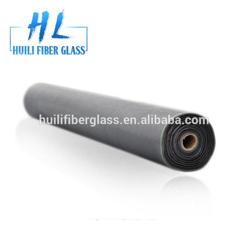 White/Grey/Black high quality 14×16 Fiberglass Window Screen /fiberglass mesh netting /mosquito insect netting/mesh window fly