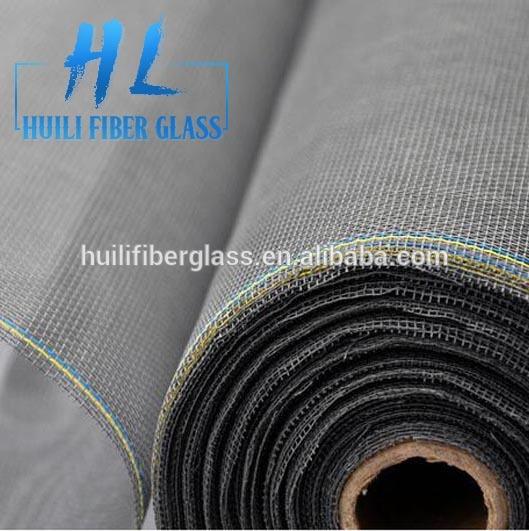 Wuqiang Factory Fiberglass netting/fiberglass screen /mosquito netting